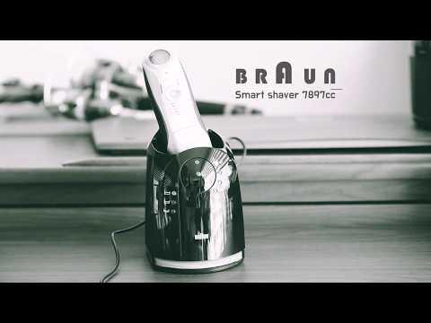 브라운 braun 전기면도기 추석선물 베스트 시리즈7-7897cc 사용기