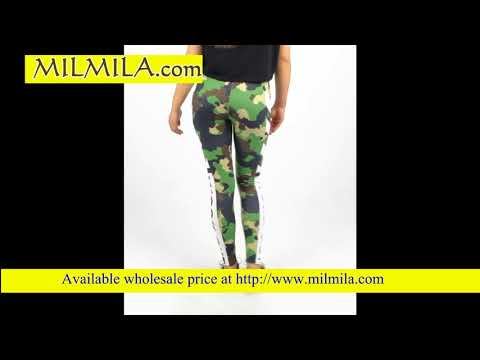 a6056ddeff5abb Indian wholesale market camo Leggings - YouTube