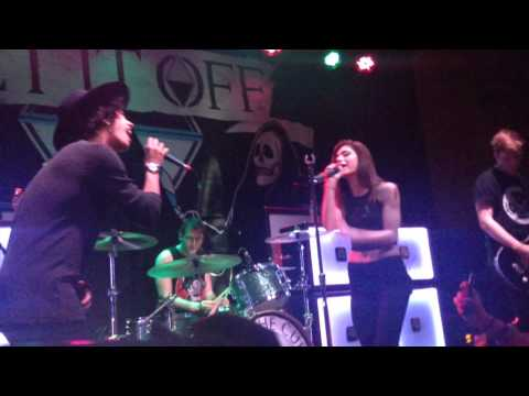 Against The Current - Dreaming Alone (Ft. Taka from One Ok Rock) (Live)