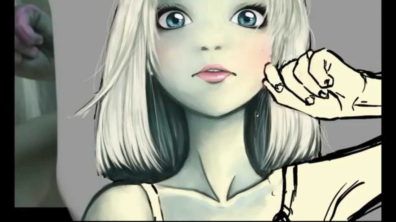 Maddie ziegler chandelier sia speedpaint youtube aloadofball Image collections