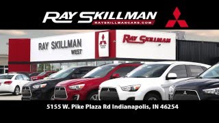 Ray Skillman Mitsubishi West - You Can't Beat these deals