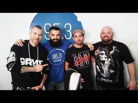 Entrevista a SFDK en DIXIT │95.3 Radio - Mar del Plata [2015]