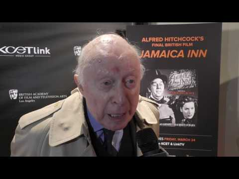 JAMAICA INN  Special Screening  Carpet Chat with Norman Lloyd