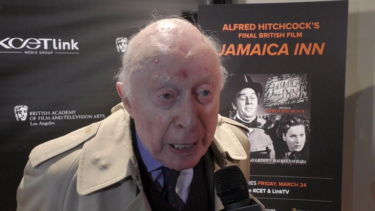 Jamaica Inn Special Screening Carpet Chat With Norman