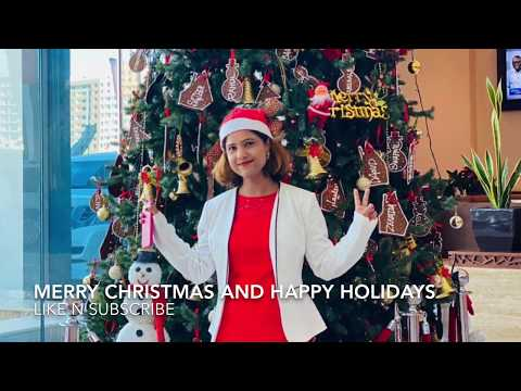 Christmas Brunch at Ghaya Grand Hotel, Dubai