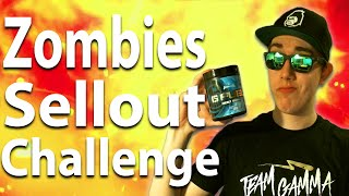 Black Ops 3 Zombies: SELLOUT CHALLENGE w/ Emma - Powered By @GFuelEnergy