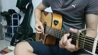 Người Con Trai Ấy| Nguyễn Đình Vũ| guitar cover