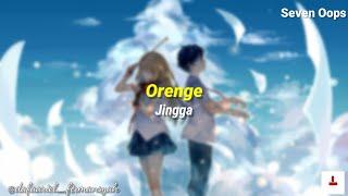 Lagu Pengantar Tidur Jepang||Orange-Seven Oops(Lirik dan Terjemahan)