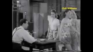 Gene Krupa Chili Williams Showgirls In Bathing Suits ~ George White's Scandals