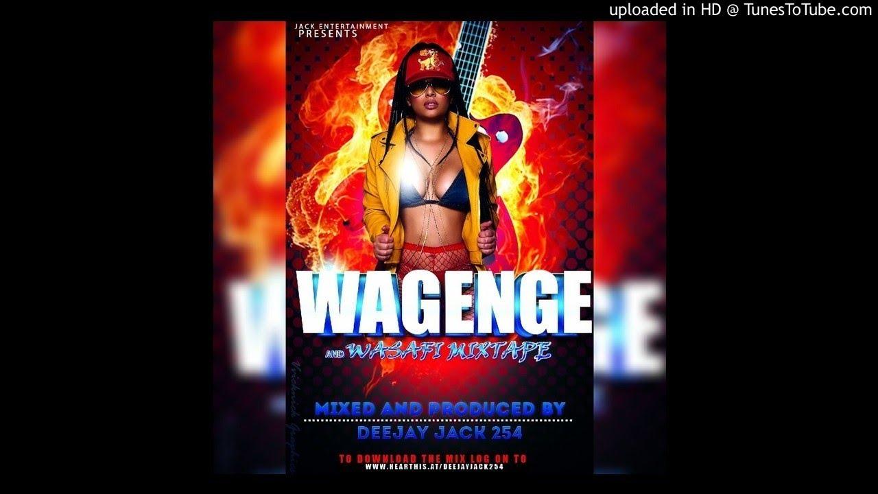 Download DJ JACK MR OVERHEAD WAGENGE V WASAFI INTRO