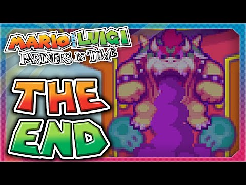 Mario and Luigi: Partners In Time - Part 40: THE FINAL BATTLE!