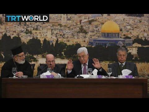 Palestine under pressure
