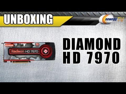 Newegg TV: Diamond AMD Radeon HD 7970 3GB PCI-E 3.0 Video Card Unboxing