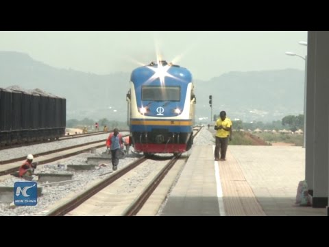 Chinese firm trains Nigerian personnel ahead of new rail's operation