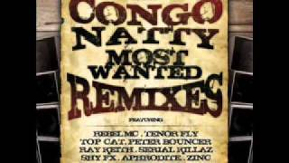 Rebel MC - Tribal Natty feat. Tribe of Isaachar (Aphrodite Remix) MOST WANTED REMIXES