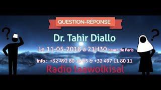 Baixar Questions & Réponses #2 p 2/2 - Dr. Tahir (radio laawolkisal)