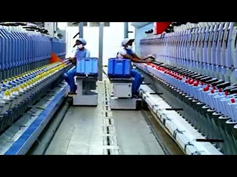 Automatic Spinning Mills in Bangladesh