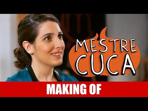 Making Of – Mestre Cuca