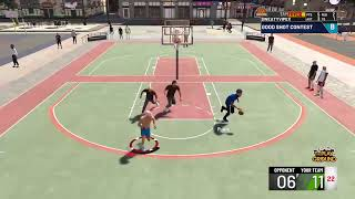 Nba2k20 streaking on the 2s court road to 200 subs