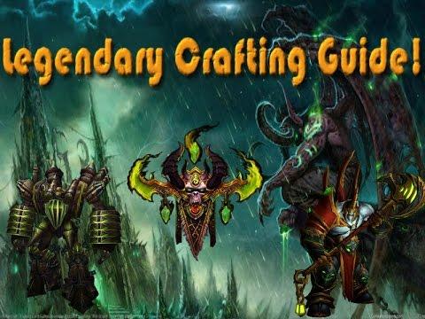 Crafted Legendaries