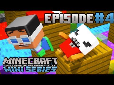 The Sham | Minecraft Mini Series | Episode 4