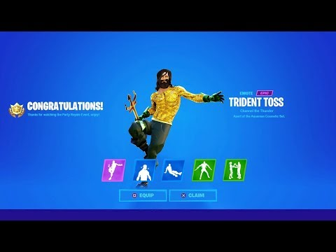 9 FREE EMOTES YOU CAN GET IN FORTNITE!