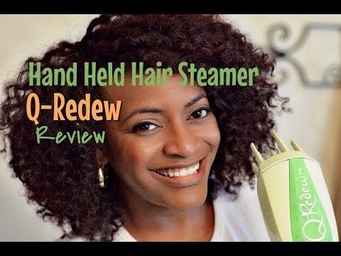 (58) Q-Redew Review - Hair Steamer