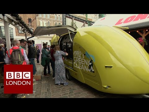 Paying Londoners For Recycling - BBC London