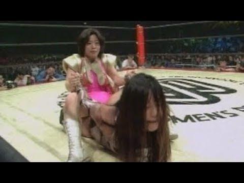 Chaparita ASARI (AJW) vs. Hikari Fukuoka (JWP)