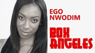 "Ego Nwodim ""Make shit up."""
