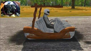 Assetto Corsa PC MODS - GoPro Flintstones Mobile Drifting @ Ridge Motorsports Park