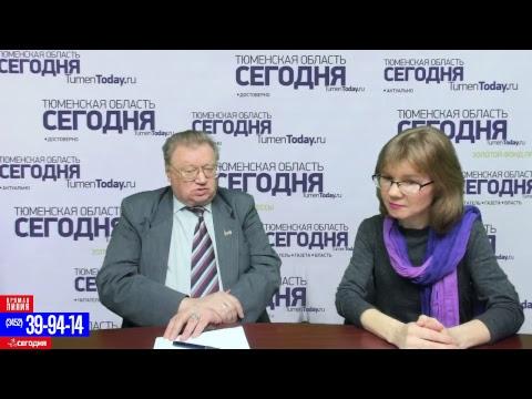 В эфире: Владимир Кузнецов -Председатель союза журналистов Тюменской области