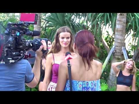 Robyn Lawley Swim Week Miami
