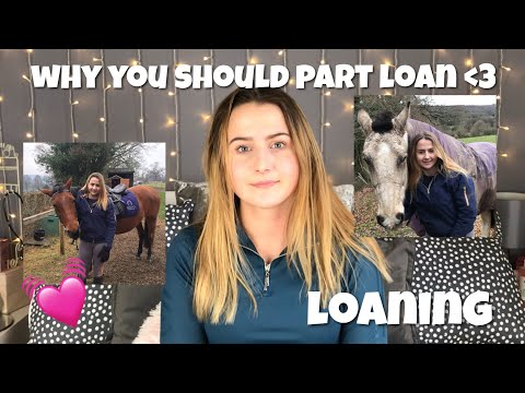 Best Things About Loaning A Horse! | COLLAB | Equinemollie