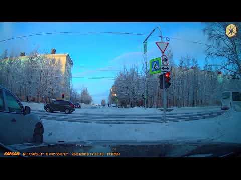 Мончегорск и окрестности. Январь 2019. Часть 4.