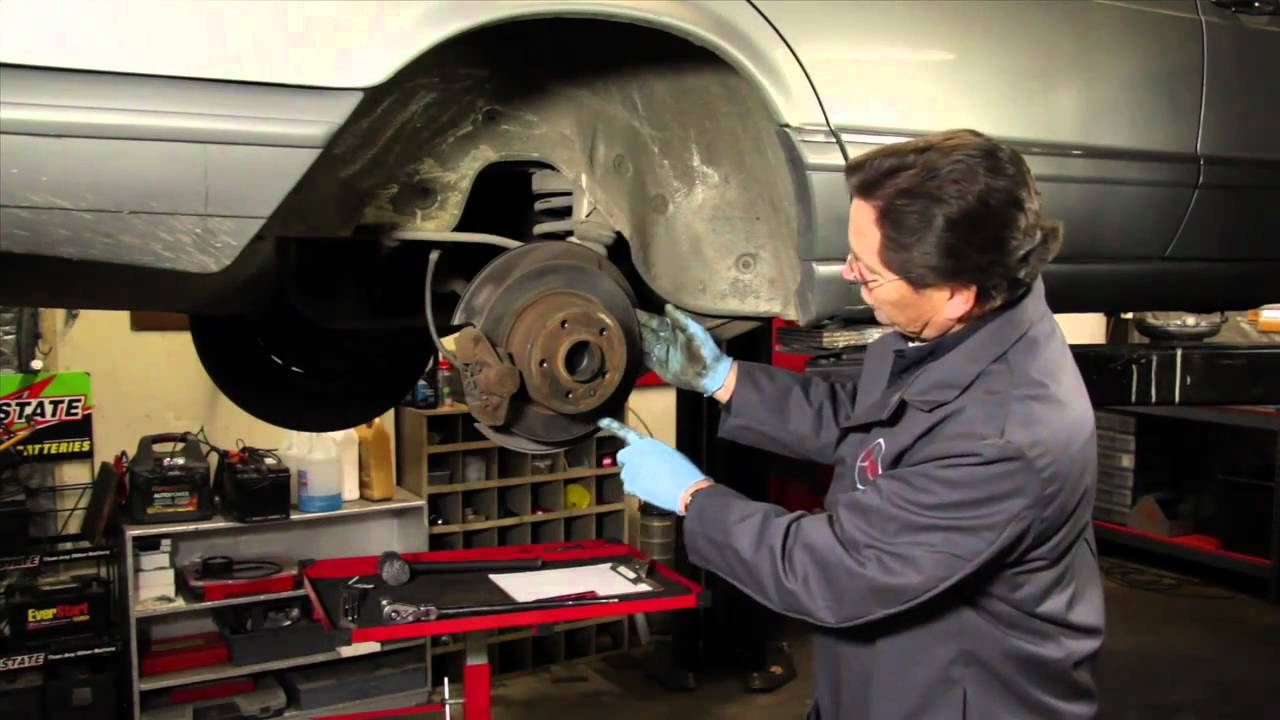 Brake System Component Location & Inspection for Mercedes Benz 1968 to 1995  YouTube