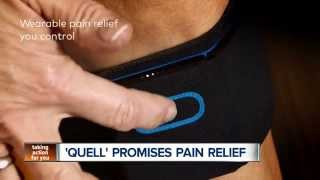 Video Could wearable Quell provide pain relief? download MP3, 3GP, MP4, WEBM, AVI, FLV November 2017