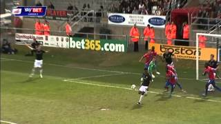 Ivan toney scores twice - dagenham & redbridge 0 northampton town 3, april 2014