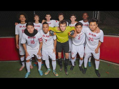 Maryland Semifinals - Blair Boys Soccer vs Meade High School (2015)
