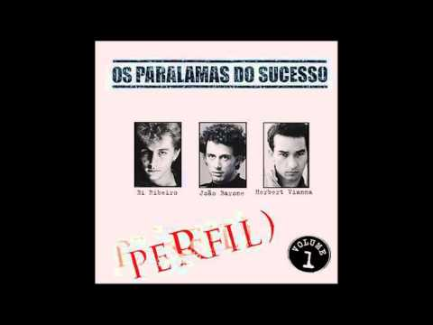 Os Paralamas do Sucesso - Perfil Volume 1 (CD/ÁlbumCompleto)