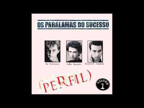 cd paralamas do sucesso perfil vol 1