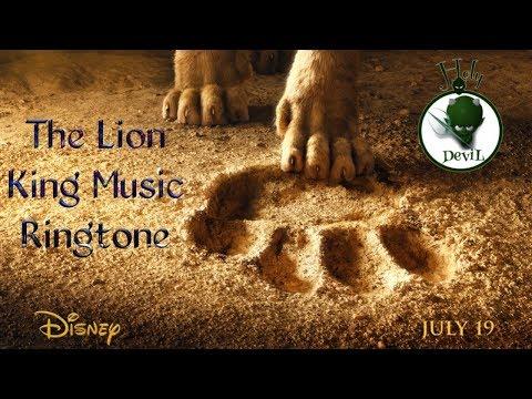 Ringtone Disney S The Lion King Teaser Music Holy Devil Youtube