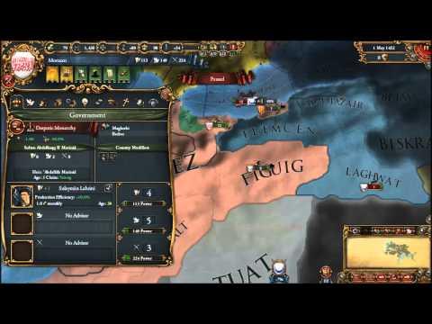 Morocco's Quest 01