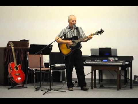Theodore Davis singing Thanks to Calvary September 8, 2013