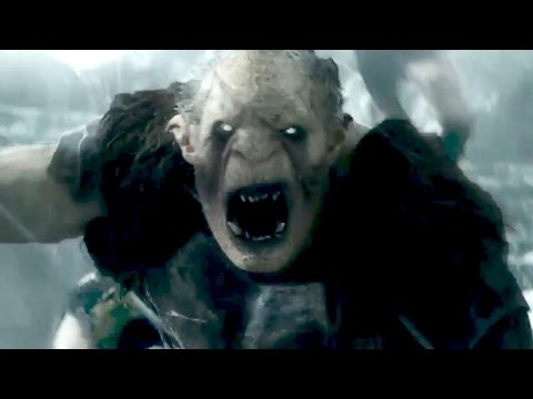 "THE HOBBIT 3 ""The Battle Of The Five Armies"" TV SPOTS Collection"