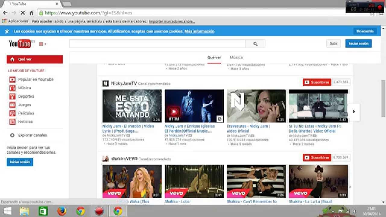 Descargar Musica De YouTube Sin Programas 2016