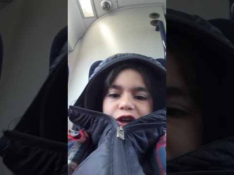 En el tren bala de Londres