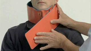 SAM C Collar Splint .wmv