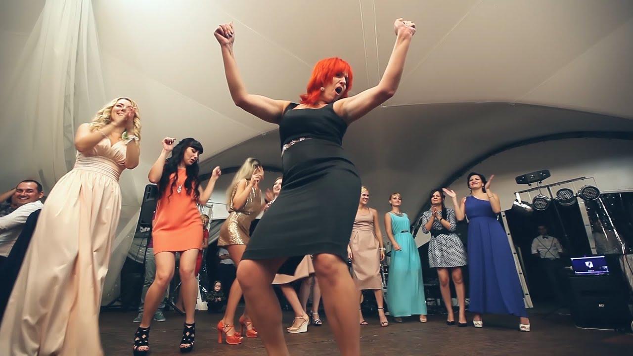 Страшные танцы на свадьбе, полная версия с двух камер, девушки |  Стиль Восточной Девушки