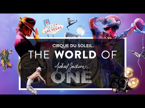 Michael Jackson ONE | Backstage At The Las Vegas Strip | The World Of MJONE | Cirque Du Soleil